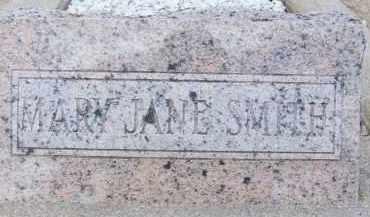 SMITH, MARY JANE - Cochise County, Arizona | MARY JANE SMITH - Arizona Gravestone Photos