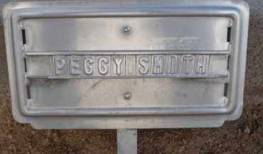SMITH, PEGGY - Cochise County, Arizona | PEGGY SMITH - Arizona Gravestone Photos