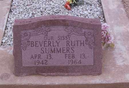 SUMMERS, BEVERLY - Cochise County, Arizona   BEVERLY SUMMERS - Arizona Gravestone Photos