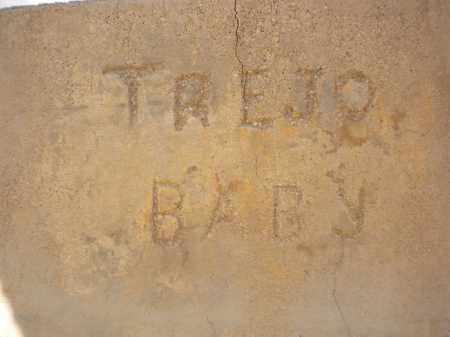 TREJO, BABY - Cochise County, Arizona | BABY TREJO - Arizona Gravestone Photos