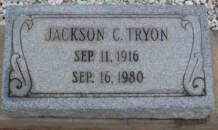 TRYON, JACKSON C. - Cochise County, Arizona | JACKSON C. TRYON - Arizona Gravestone Photos
