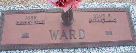 WARD, JOHN - Cochise County, Arizona | JOHN WARD - Arizona Gravestone Photos