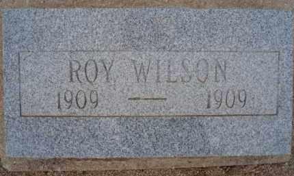 WILSON, ROY - Cochise County, Arizona   ROY WILSON - Arizona Gravestone Photos