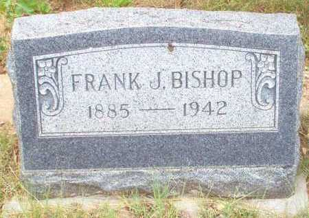 BISHOP, FRANK J. - Coconino County, Arizona | FRANK J. BISHOP - Arizona Gravestone Photos