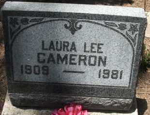 CAMERON, LAURA LEE - Coconino County, Arizona   LAURA LEE CAMERON - Arizona Gravestone Photos