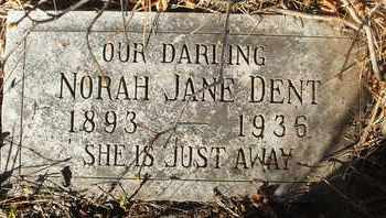 DENT, NORAH JANE - Coconino County, Arizona   NORAH JANE DENT - Arizona Gravestone Photos