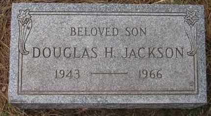 JACKSON, DOUGLAS H. - Coconino County, Arizona   DOUGLAS H. JACKSON - Arizona Gravestone Photos