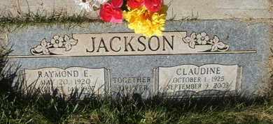 JACKSON, CLAUDINE - Coconino County, Arizona | CLAUDINE JACKSON - Arizona Gravestone Photos