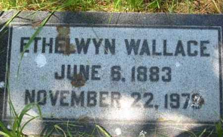 WALLACE, ETHELWYN - Coconino County, Arizona | ETHELWYN WALLACE - Arizona Gravestone Photos