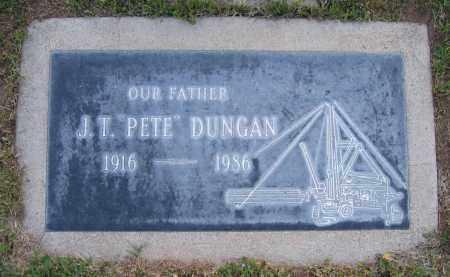 DUNGAN, J.T. - Gila County, Arizona | J.T. DUNGAN - Arizona Gravestone Photos