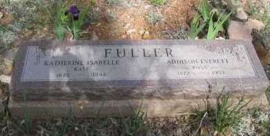 BYERS FULLER, KATHERINE ISABELLE - Gila County, Arizona | KATHERINE ISABELLE BYERS FULLER - Arizona Gravestone Photos