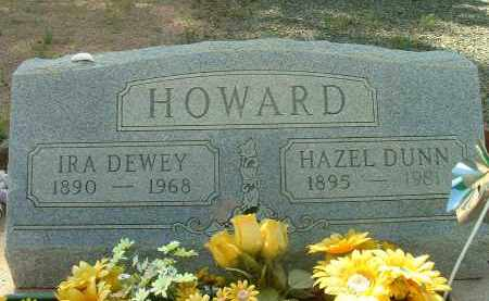 HOWARD, HAZEL DUNN - Gila County, Arizona | HAZEL DUNN HOWARD - Arizona Gravestone Photos