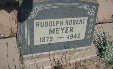 MEYER, RUDOLPH ROBERT - Gila County, Arizona   RUDOLPH ROBERT MEYER - Arizona Gravestone Photos