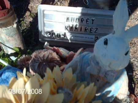RAMIREZ, AUDRY - Gila County, Arizona | AUDRY RAMIREZ - Arizona Gravestone Photos