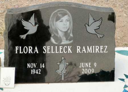 RAMIREZ, FLORA - Gila County, Arizona | FLORA RAMIREZ - Arizona Gravestone Photos