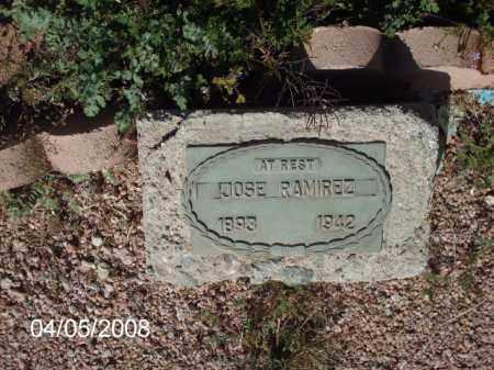 RAMIREZ, JOSE - Gila County, Arizona | JOSE RAMIREZ - Arizona Gravestone Photos
