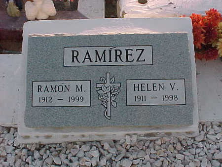 RAMIREZ, HELEN  V. - Gila County, Arizona | HELEN  V. RAMIREZ - Arizona Gravestone Photos