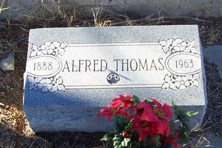THOMAS, ALFRED - Gila County, Arizona   ALFRED THOMAS - Arizona Gravestone Photos