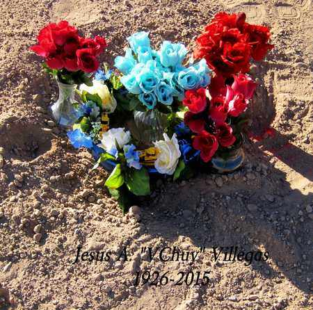 "VILLEGAS, JESUS A. ""CHUY"" - Gila County, Arizona | JESUS A. ""CHUY"" VILLEGAS - Arizona Gravestone Photos"