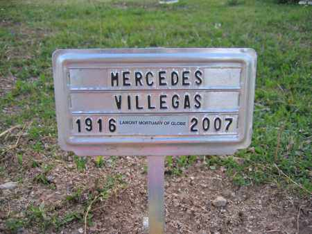 VILLEGAS, MERCEDES - Gila County, Arizona | MERCEDES VILLEGAS - Arizona Gravestone Photos