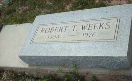 WEEKS, ROBERT T. - Gila County, Arizona | ROBERT T. WEEKS - Arizona Gravestone Photos