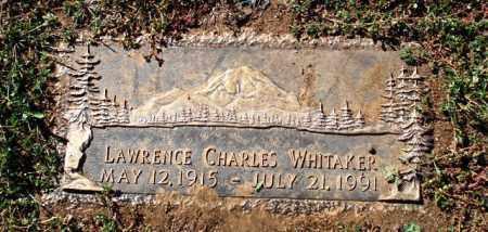 WHITAKER, LAWRENCE CHARLES - Gila County, Arizona | LAWRENCE CHARLES WHITAKER - Arizona Gravestone Photos
