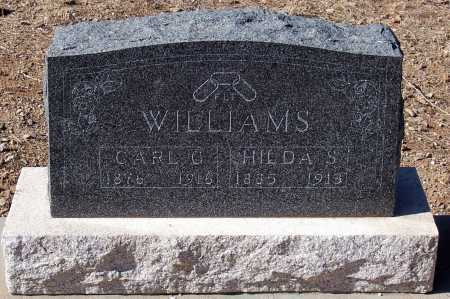 ANDERSON WILLIAMS, HILDA S. - Gila County, Arizona | HILDA S. ANDERSON WILLIAMS - Arizona Gravestone Photos