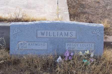 WILLIAMS, PEGGY LOUISE - Gila County, Arizona | PEGGY LOUISE WILLIAMS - Arizona Gravestone Photos