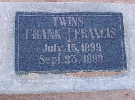 FOLLETT, FRANCIS - Graham County, Arizona | FRANCIS FOLLETT - Arizona Gravestone Photos