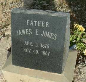 JONES, JAMES E - Graham County, Arizona   JAMES E JONES - Arizona Gravestone Photos