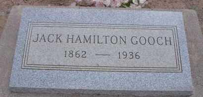 GOOCH, JACK HAMILTON - Greenlee County, Arizona   JACK HAMILTON GOOCH - Arizona Gravestone Photos