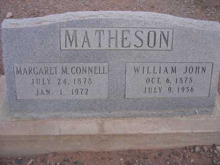 MATHESON, WILLIAM - Greenlee County, Arizona | WILLIAM MATHESON - Arizona Gravestone Photos