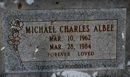 "ALBEE, ""LONNIE"" - Maricopa County, Arizona   ""LONNIE"" ALBEE - Arizona Gravestone Photos"