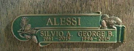 ALESSI, SILVIO ANTHONY - Maricopa County, Arizona | SILVIO ANTHONY ALESSI - Arizona Gravestone Photos
