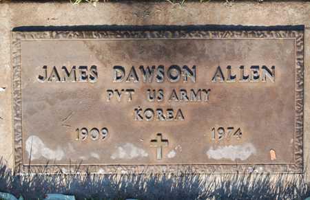 ALLEN, JAMES DAWSON - Maricopa County, Arizona   JAMES DAWSON ALLEN - Arizona Gravestone Photos
