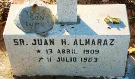 ALMARAZ, JUAN H. - Maricopa County, Arizona | JUAN H. ALMARAZ - Arizona Gravestone Photos