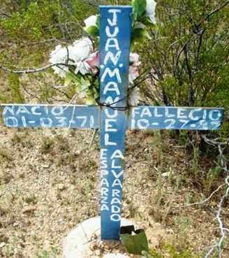 ALVARADO, JUAN MANUEL ESPARZA - Maricopa County, Arizona   JUAN MANUEL ESPARZA ALVARADO - Arizona Gravestone Photos