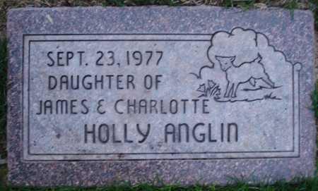 ANGLIN, HOLLY - Maricopa County, Arizona   HOLLY ANGLIN - Arizona Gravestone Photos