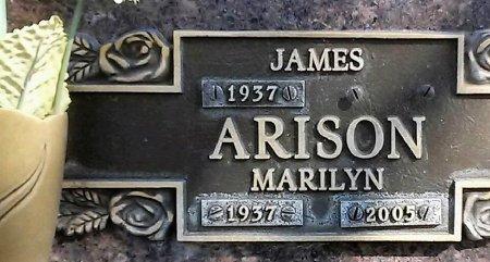 ARISON, MARILYN - Maricopa County, Arizona | MARILYN ARISON - Arizona Gravestone Photos