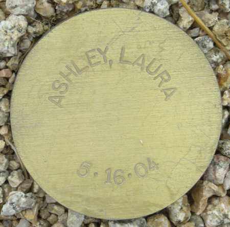 ASHLEY, LAURA - Maricopa County, Arizona | LAURA ASHLEY - Arizona Gravestone Photos