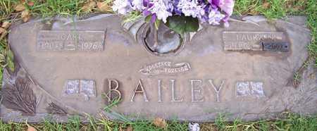 BAILEY, CARL - Maricopa County, Arizona | CARL BAILEY - Arizona Gravestone Photos