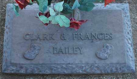 BAILEY, FRANCES - Maricopa County, Arizona | FRANCES BAILEY - Arizona Gravestone Photos