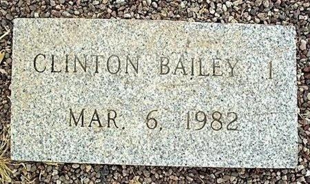 BAILEY, CLINTON - Maricopa County, Arizona | CLINTON BAILEY - Arizona Gravestone Photos