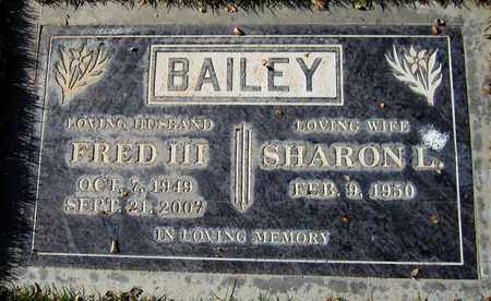 BAILEY, FRED III - Maricopa County, Arizona | FRED III BAILEY - Arizona Gravestone Photos