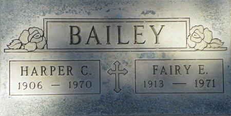 BAILEY, HARPER C - Maricopa County, Arizona   HARPER C BAILEY - Arizona Gravestone Photos