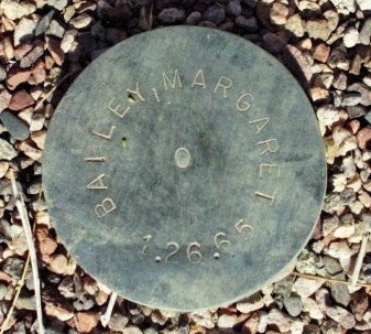 BAILEY, MARGARET - Maricopa County, Arizona   MARGARET BAILEY - Arizona Gravestone Photos