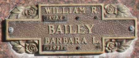 BAILEY, BARBARA L - Maricopa County, Arizona | BARBARA L BAILEY - Arizona Gravestone Photos