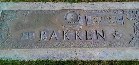 BAKKEN, WILLIAM LAWRENCE - Maricopa County, Arizona   WILLIAM LAWRENCE BAKKEN - Arizona Gravestone Photos