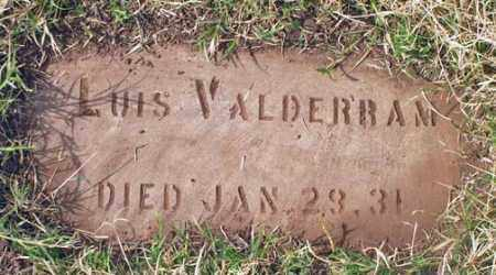 VALDERRAMA, LUIS - Maricopa County, Arizona | LUIS VALDERRAMA - Arizona Gravestone Photos