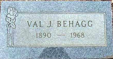 BEHAGG, VAL L. - Maricopa County, Arizona   VAL L. BEHAGG - Arizona Gravestone Photos